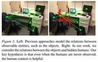 Robots Hallucinate Humans to Aid in Object Recognition - IEEE Spectrum | Visual Perception in AI | Scoop.it