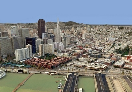 "Android Payback: Apple to Cut Google Out of Stunning New 3D Maps App in iOS6 - Forbes | L'impresa ""mobile"" 