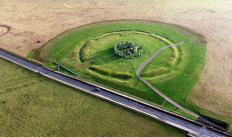 Experts discover HUGE stone circle in Britain TEN TIMES the size of Stonehenge | Arts and humanities research | Scoop.it