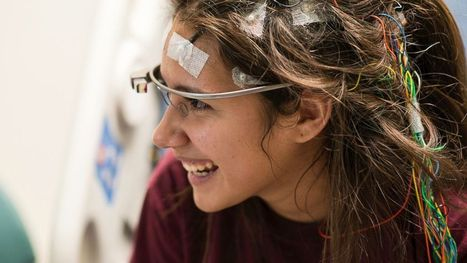Sick Kids Wowed By Google Glass Zoo Trip - ABC News | Games, Pedagogy, & Learning | Scoop.it