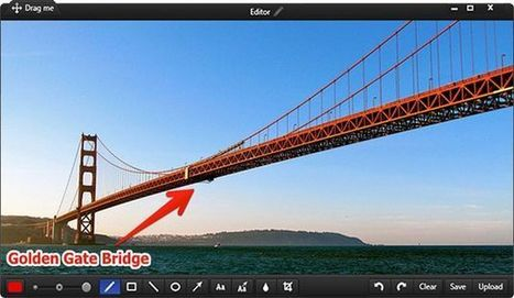 Monosnap: excelente herramienta para tomar screenshots, editarlos y compartirlos | Little things about tech | Scoop.it