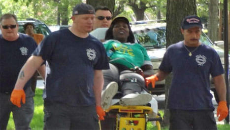 Chicago Woman Gets Shot While Walking With Kids | SocialAction2014 | Scoop.it