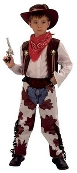 Childs Cowboy Fancy Dress Costume | Fancy Dress Ideas | Scoop.it