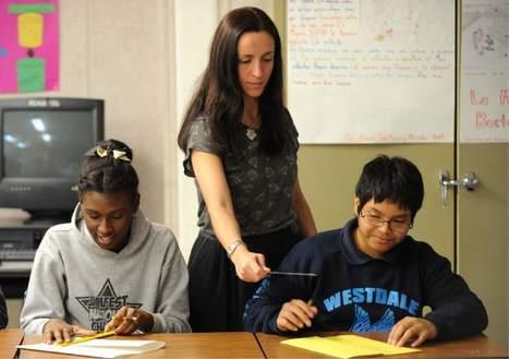 Speaking Spanish - Westdale foreign language program earns award   Multilingual Finesse   Scoop.it