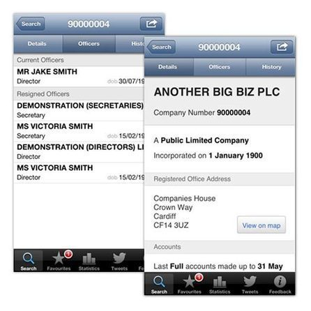 Companies House Mobile Application | Social Media Moves | Scoop.it