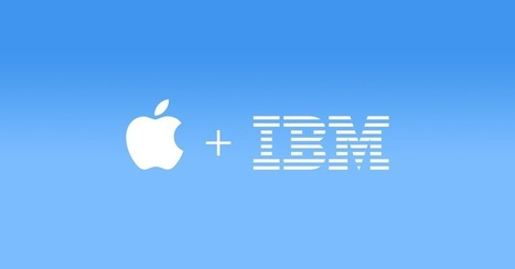 Apple's IBM Deal Marks the Real Beginning of the Post-PC Era | Mobile (Post-PC) in Higher Education | Scoop.it