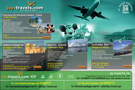InternationalCombined mailer | Hill Station for Shimla Packages | Scoop.it