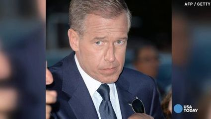 Reports: NBC finds at least 10 Brian Williams embellishments | Police Problems and Policy | Scoop.it