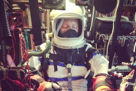 DIY Space Suits - 99% Invisible | More Commercial Space News | Scoop.it