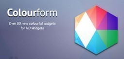 HD Widgets new 'Colourform' now available - Android Authority | Android Discussions | Scoop.it