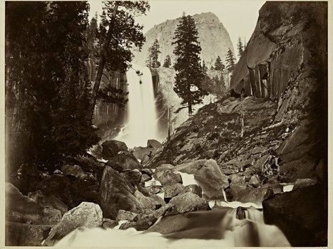 These 1861 Photos Helped Convince Abraham Lincoln to Preserve Yosemite for the Public | History and Social Studies Education | Scoop.it