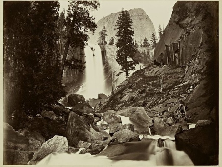 These 1861 Photos Helped Convince Abraham Lincoln to Preserve Yosemite for the Public | Antiques & Vintage Collectibles | Scoop.it