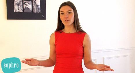 [VIDEO] Sophrologie et prise de parole en public - Doctissimo (Blog)   Massage Formation   Scoop.it