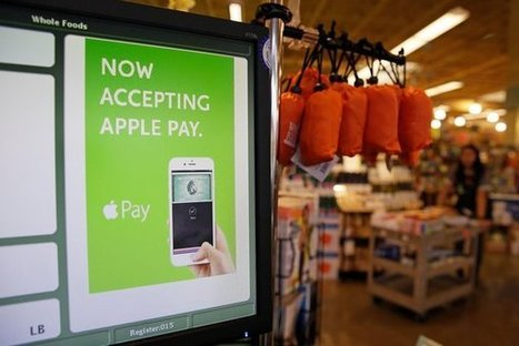 Apple Pay Gives Glimpse of Mainstream Appeal for Mobile Payments | Municipal Broadband | Scoop.it