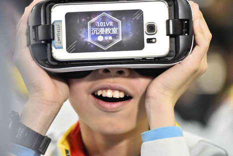 Virtual Reality Classrooms Another Way Chinese Kids Gain an Edge via @davidramli | REALIDAD AUMENTADA Y ENSEÑANZA 3.0 - AUGMENTED REALITY AND TEACHING 3.0 | Scoop.it