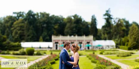 Sneak-Peak buiten trouwen bij Landgoed Groot Warnsborn | Bruidsfotografie | Scoop.it