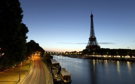 Eiffel Tower: 40 fascinating facts - Telegraph | France travel | Scoop.it