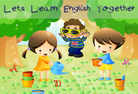 Let's Learn English Together | Teaching language through music | Scoop.it