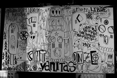 Secret Walls : la première fois où je suis allée à une battle de Streetart | The art of Tarek | Scoop.it