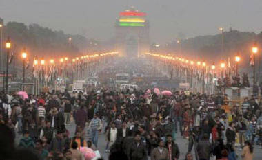 Delhi world's second most populous mega-city - Times of India | Year 12 Geography | Scoop.it