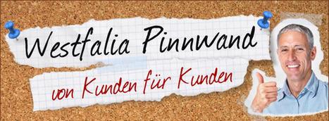 Westfalia Pinnwand - Westfalia Versand Deutschland | Heimwerker | Scoop.it