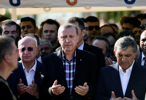La répression du putsch en Turquie était préparée à l'avance selon l'UE | L'Europe en questions | Scoop.it