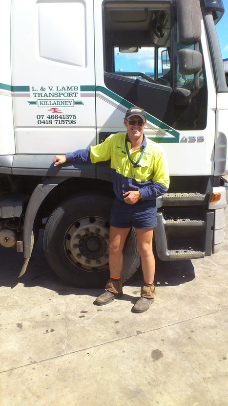 Darrell Watts, Truck driver, Insight to OHS | Focus Quest 2, 3 & 4 submission OHS safety Accident forensics | Scoop.it