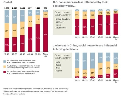 Global consumers' motivation to go online differs depending on economic development of their countries, the Connected Consumer Study finds | Consumer Behavior in Digital Environments | Scoop.it