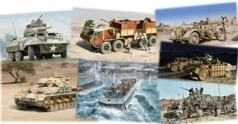 Contest on line : tanks and military vehicles | Francois' Scale Modeling Gazette | Scoop.it