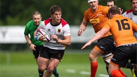 Official RWC 2015 Site - Old values point the way for buoyant Germany | Rugby, the ultimate drug | Scoop.it