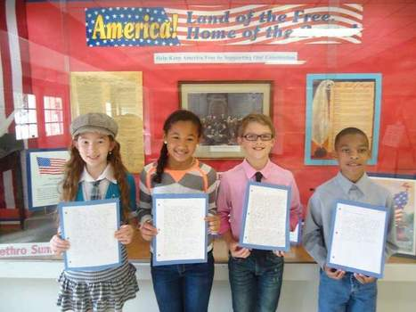 Constitution Week observed in Sumner libraries, archives | Tennessee Libraries | Scoop.it