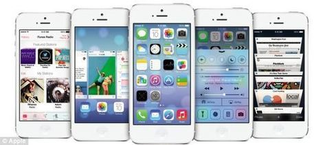 iOS 7 Launched: Simplifying Small Things For Better Performance | Application Development | Scoop.it
