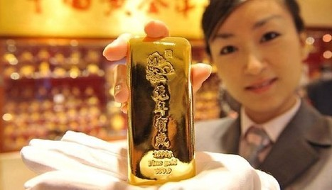Bloomberg: London Gold Vaults Are Virtually Empty, All Gold Has Been Transferred To Hong Kong - Trunews: | Facing The Challenges of the Declining Dollar | Scoop.it