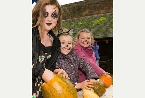 Plenty of ideas for half-term fun in and around Ashbourne and Derbyshire - Ashbourne News Telegraph | My Child Learns UK | Scoop.it