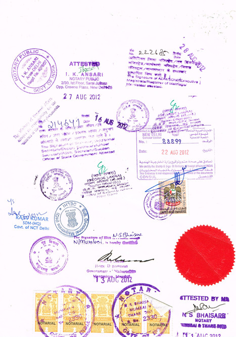 Important Information About the SSLC Certificate Attestation   Divorce Certificate Attestation   Certificate Attestation Services   Scoop.it