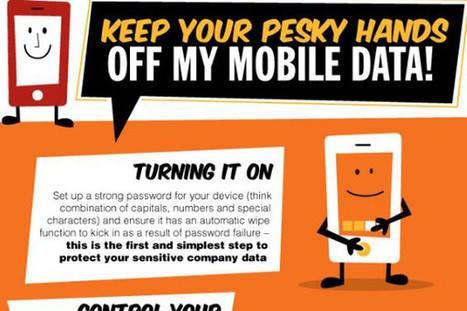 Cyber security: Keep your pesky hands off my mobile data   link2portal - news and business directory   link2portal   Scoop.it