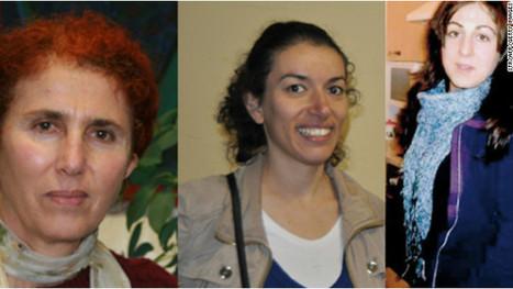 3 Kurdish women political activists shot dead in Paris - CNN | Women In Media | Scoop.it
