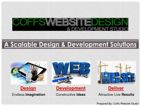 Website Design and Development in Coffs Harbour | edocr | Coffs Harbour Websites Design & Development | Scoop.it