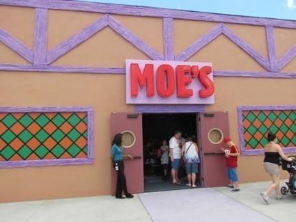 The Simpsons' Springfield Materializes in Universal Studios Florida   The Disney Blog   OrlandoHolidays   Scoop.it