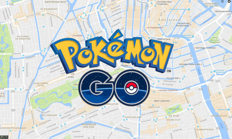 This UK university lets students play Pokémon Go as part of their degree | Augmented Reality Games in Tourism | Scoop.it