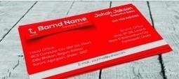 Photoshop CS Corporate Classic Business Card Download it for PSD! | artgrap.com | Artwork, Graphic & Illustration | Scoop.it