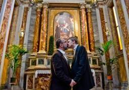 Vatican reportedly threatens to retaliate after gay couples kiss inside ... - New York Daily News | LGBT Times | Scoop.it