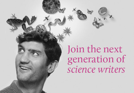 Science Writing Prize 2014 - How to write a news story from a scientific paper | SciCom | Scoop.it