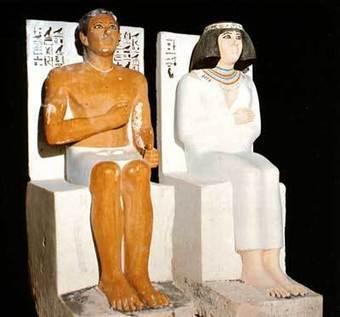 Vestimenta egipcia | La guía de Historia | Reinas de la Antigüedad | Scoop.it