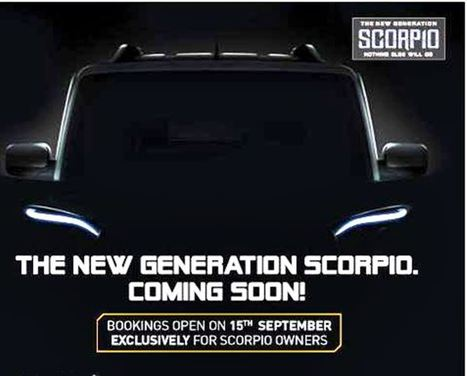New Mahindra Scorpio facelift bookings, India launch | Cars in India 2014 | Scoop.it