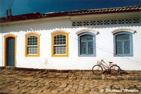 Focus sur le développement de réseaux de cyclo-partage au Brésil | Brésil 2014 au quotidien | Scoop.it