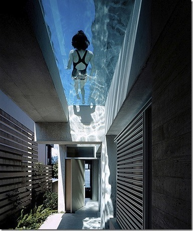Les piscines les plus insolites du Monde | | Conseil construction de maison | Scoop.it