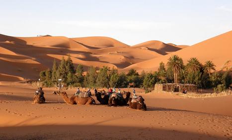 Excursion Merzouga Depuis Marrakech - Morocco Trip Travel   Tourisme   Scoop.it