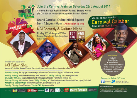 Nigerian Carnival Ireland.net | …celebrating cultural diversity | Nigerian Events | Scoop.it