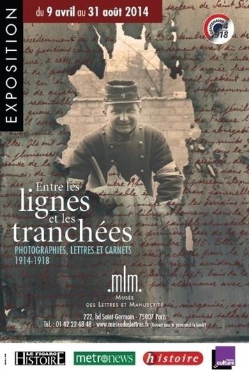 14-18 : entre les lignes et les tranchées - La Revue française de Généalogie   Poilus de Valence   Scoop.it